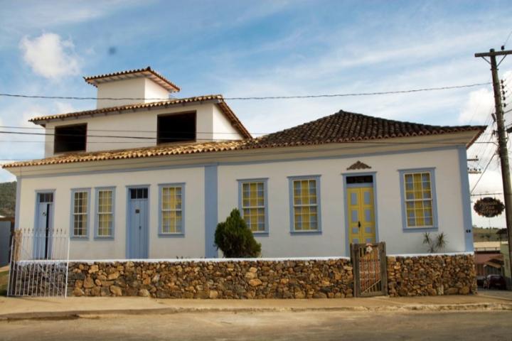 Pousada Dias Felizes em Araponga na Serra do Brigadeiro