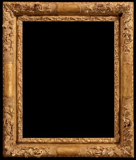 Cadre Louis XIV provençal