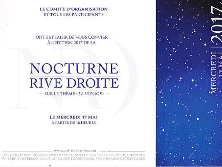 Nocturne Rive Droite 2017