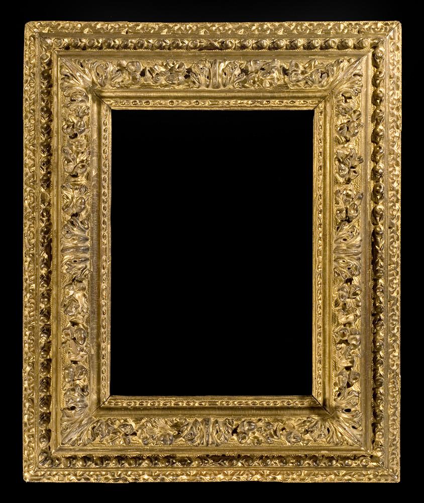 Cadre Louis XIII faisant partie d'une paire