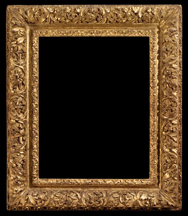 Cadre Louis XIV à frise courante