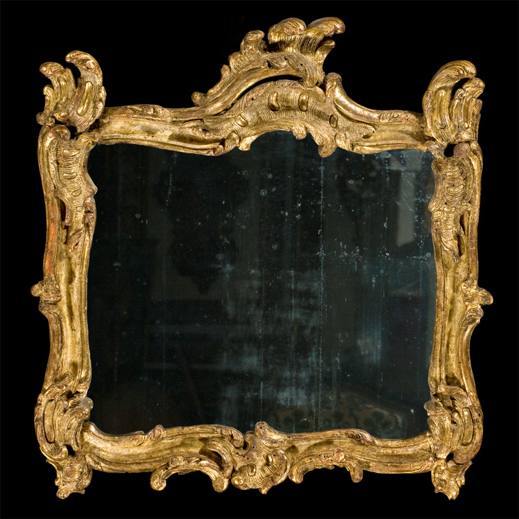 Miroir Rocaille