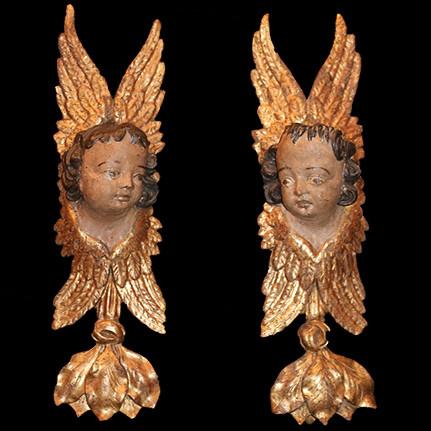 Paire d'anges