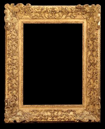 Cadre Louis XIV