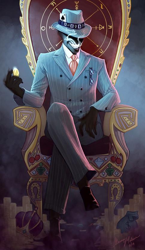 Gambler of Lost Souls
