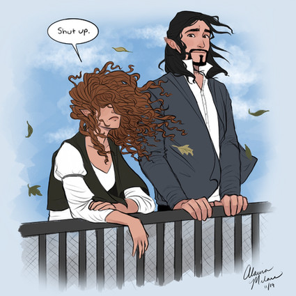 Long Hair Woes