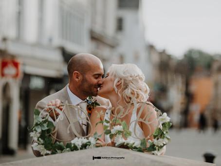 Anna & Greg's Wedding sneak peak pics