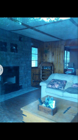 Family Cottage Before