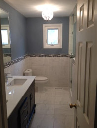 4 Piece Bath Renovation