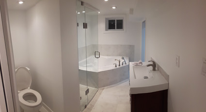 4 Piece Basement Bath