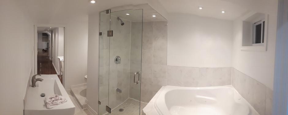 4 Piece Basement Bath