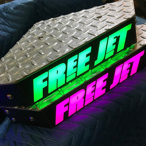 2019ver. ちょい悪・極LEDステップ Wサイズ