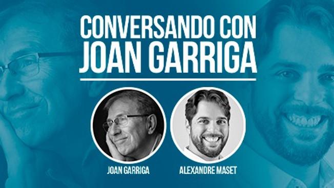 La llave de la buena vida con Joan Garriga