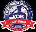 SK Walker Law Veteran Owned Business Law Firm Verified Member Badge