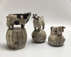 plinth animals