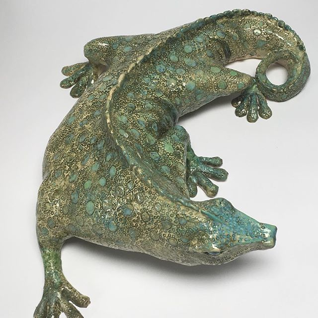 #ceramics #lizards gone to new home
