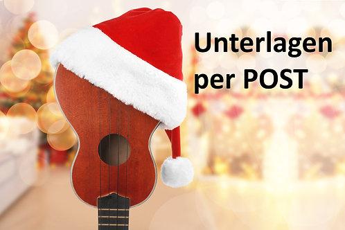 Kursunterlagen Teil 3 Weihnachten ausgedruckt per POST (3-4 Werktage)