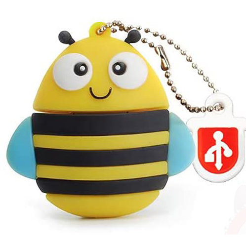 Mama lass mich fliegen auf USB-STICK Biene