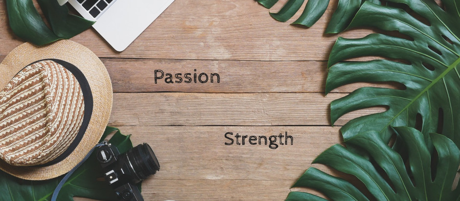 Pursuing your strengths