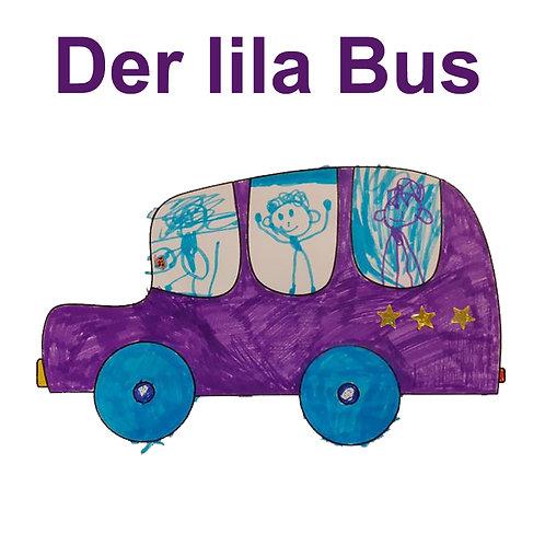 Der lila Bus (Single) MP3 DOWNLOAD inkl. Karaokeversion