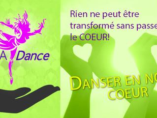Danser en notre coeur! - Mardi 21 juin dès 19 h 15