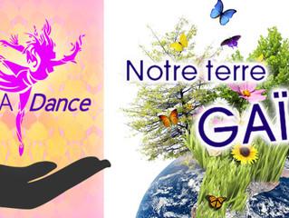 Mardi le 17 mai 19 h 15 - Dansons avec notre Terre Gaïa