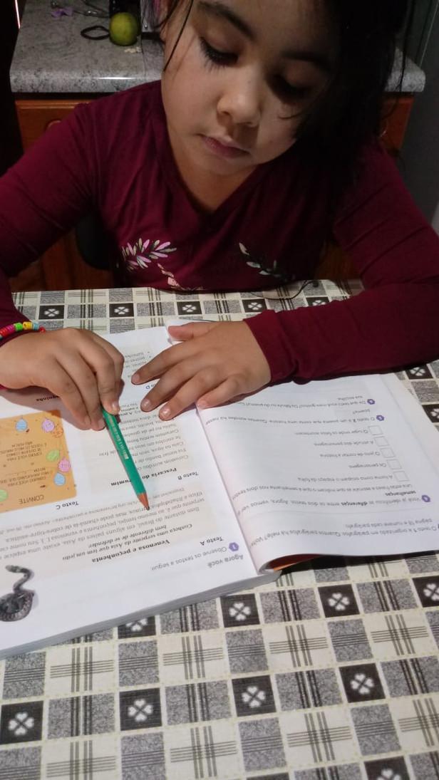 Atividades 4º ano professora Jaqueline - Escola Monteiro Lobato