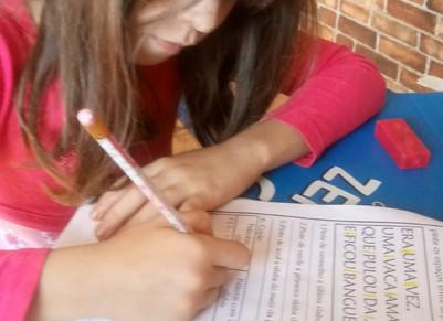 Atividades de leitura 3° ano prof Mônica - Escola Monteiro Lobato