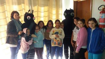 PSE: Semana da Saúde na Escola Bento