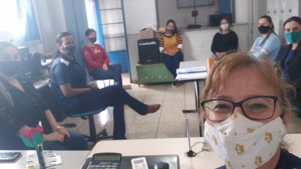 Pré Conselho de Classe, Escola Monteiro Lobato