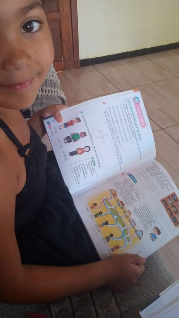 Atividades 2° ano B professora Rosicler - Escola Monteiro Lobato