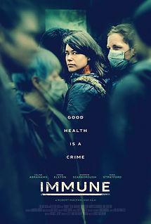 Immune Short Film Poster