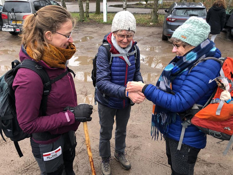 Pelgrimeren in corona tijd deel 9 Drunense duinen - Den Bosch 2 verhalen 1 tocht.