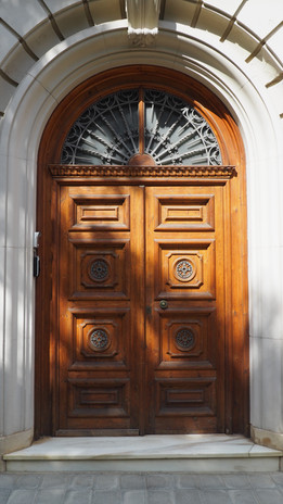 Puerta de entrada