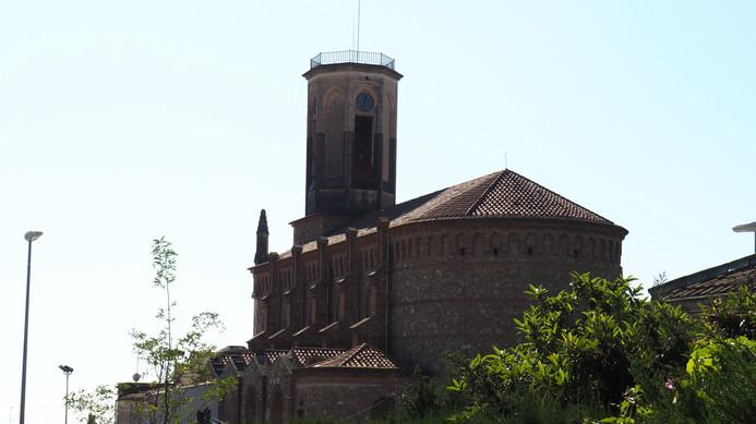 iglesia parroquial de Sant Cebria