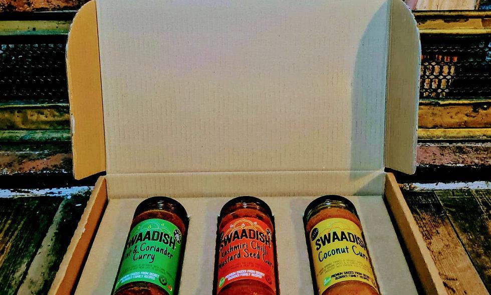Swaadish Curry Sauce Gift Box