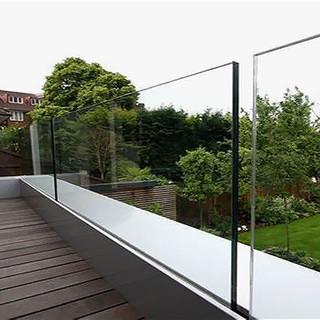 Glass Railings | Nuriev Metal Design