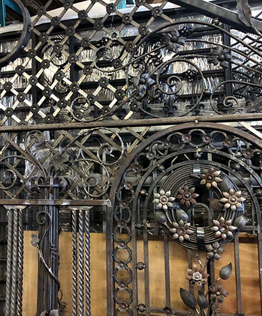 metal work