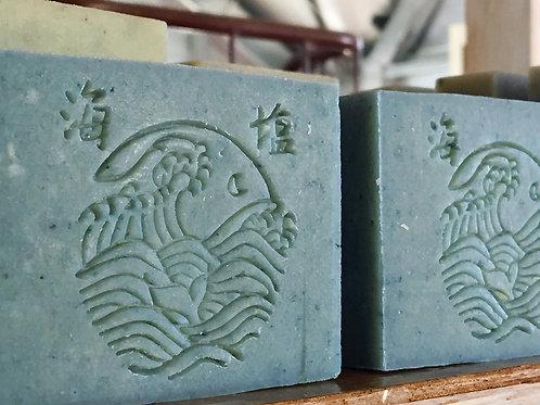 海鹽潔膚皂