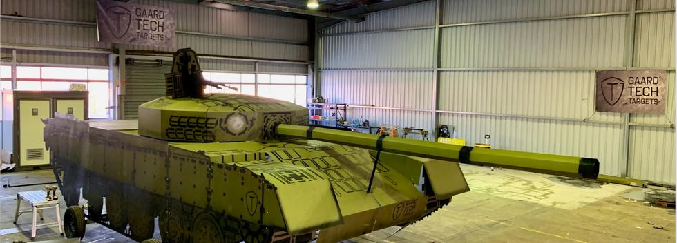 GaardTech 3D Tank Target