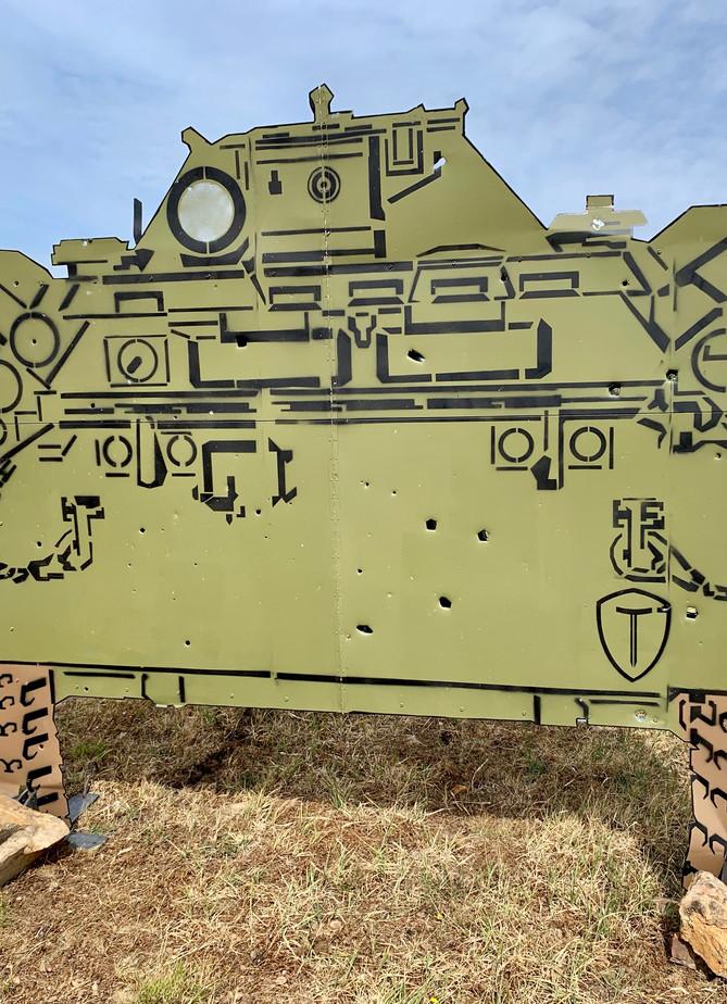 BTR-80 2D