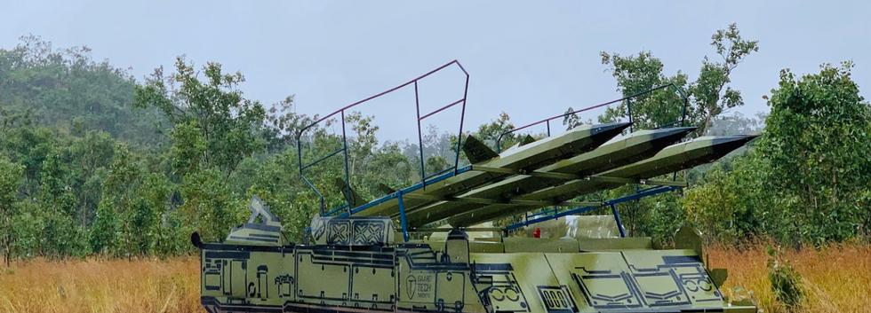 GaardTech SA-6 Target