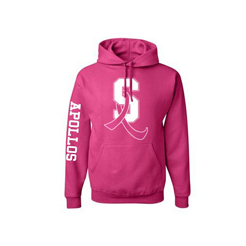 Apollo Pink Hoodie