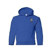 Blue Hoodie