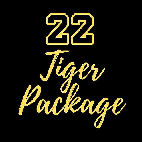 22 SHMSTC Tiger Package
