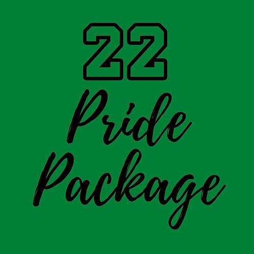 22 SHS Pride Package