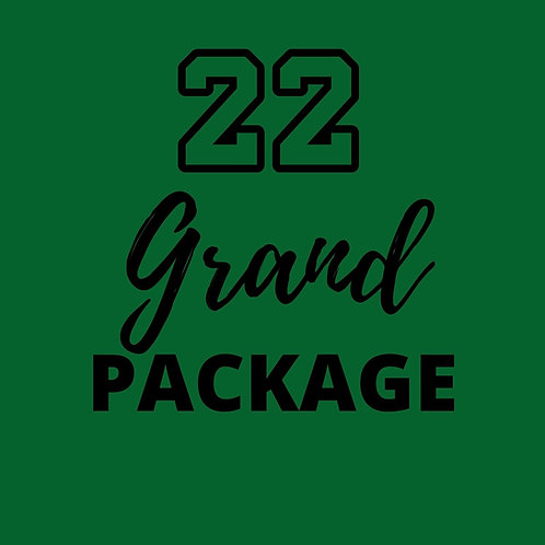 22 Grand Package