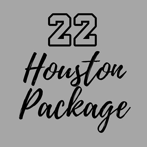 22 SHMSTC Houston Package