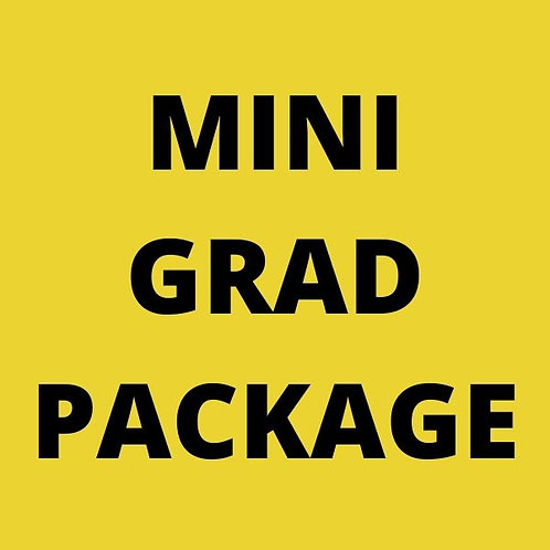 MINI GRAD PACKAGE