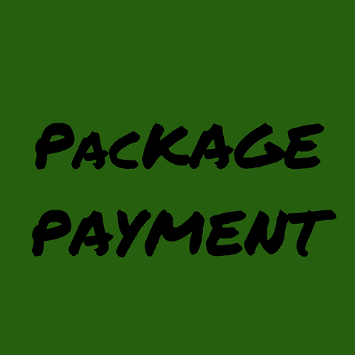 Package Payment WHS21PAY
